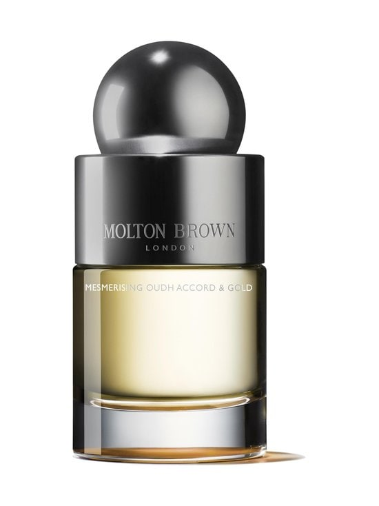 Molton Brown - Mesmerising Oudh Accord & Gold EdT -tuoksu 50 ml - NOCOL | Stockmann - photo 1