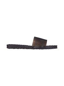 ILSE JACOBSEN - Slip-On Flip Flops -sandaalit - 001 BLACK | Stockmann