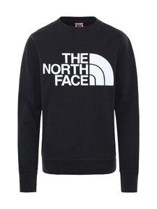 The North Face - W Standard Crew -collegepaita - JK31 TNF BLACK   Stockmann