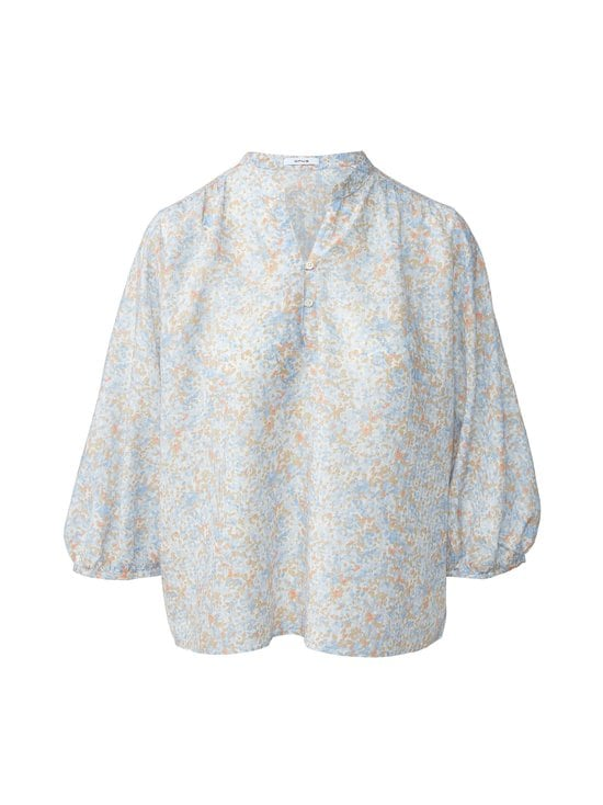 Opus - Flanja Blouse -pusero - 6057 LIGHT BREEZE | Stockmann - photo 1