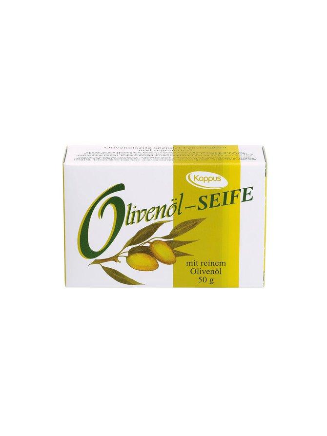 Olivenöl-oliivisaippua 50 g