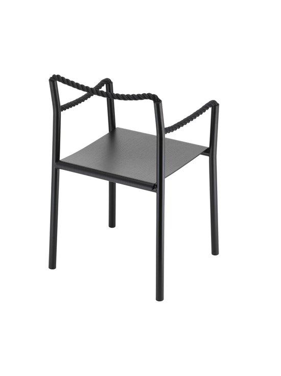 Artek - Rope-tuoli - BLACK   Stockmann - photo 1