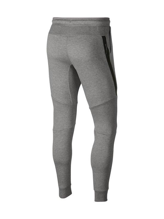 Nike - Tech Fleece -collegehousut - 063 DK GREY HEATHER/BLACK/BLACK | Stockmann - photo 2