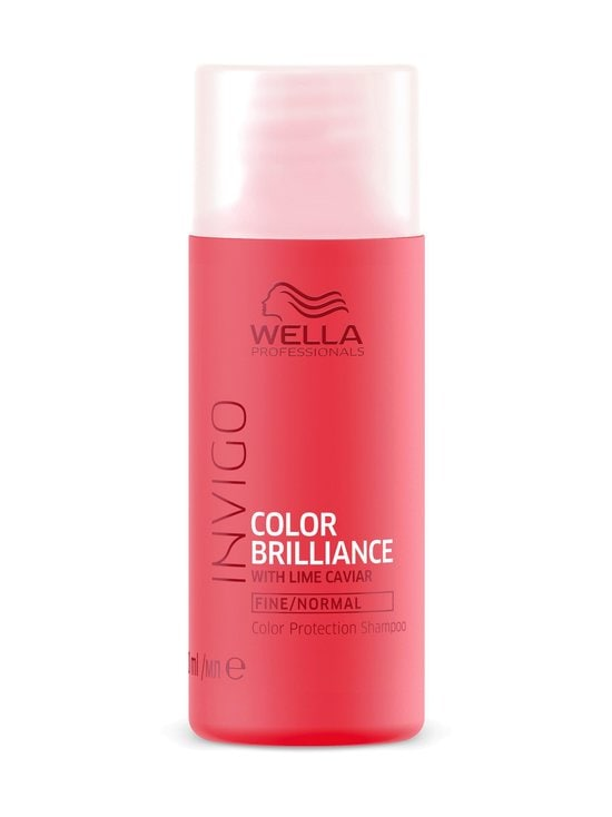 Invigo Color Brilliance -shampoo hennoille hiuksille 50 ml