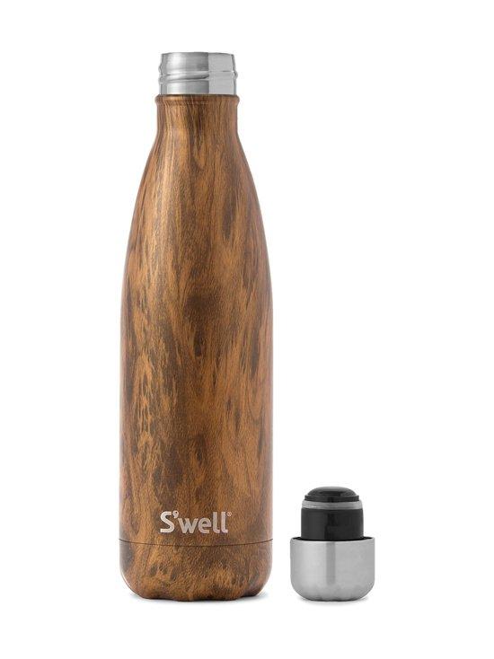 S'well - Teakwood-juomapullo 500 ml - WOOD | Stockmann - photo 2