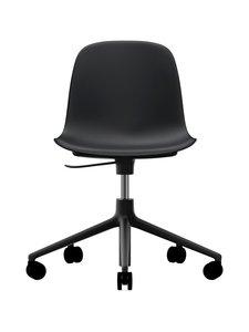 Normann Copenhagen - Form Swivel -tuoli - MUSTA/MUSTA | Stockmann