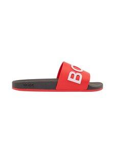 BOSS - Bay Slid -sandaalit - 641 OPEN RED | Stockmann