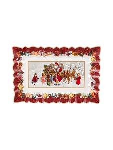 Villeroy & Boch - Toy's Fantasy Cake Plate -lautanen 35,5 x 23 x 3,5 cm - MULTICO | Stockmann