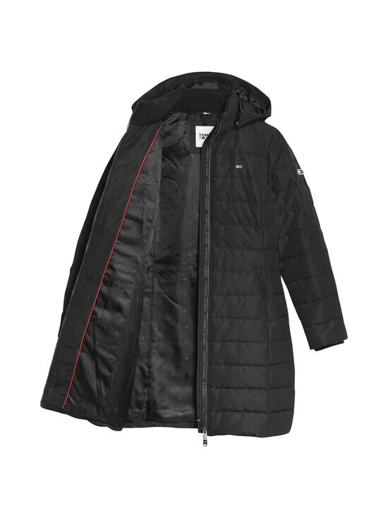 Tommy Jeans - TJW Quilted Down Coat -untuvatakki - BDS BLACK | Stockmann - photo 3