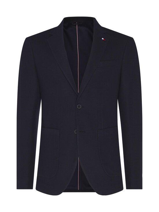 Tommy Hilfiger Tailored - Solid Jersey Slim Fit -bleiseri - DW5 DESERT SKY | Stockmann - photo 1
