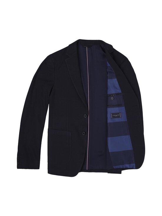 Tommy Hilfiger Tailored - Solid Jersey Slim Fit -bleiseri - DW5 DESERT SKY | Stockmann - photo 2