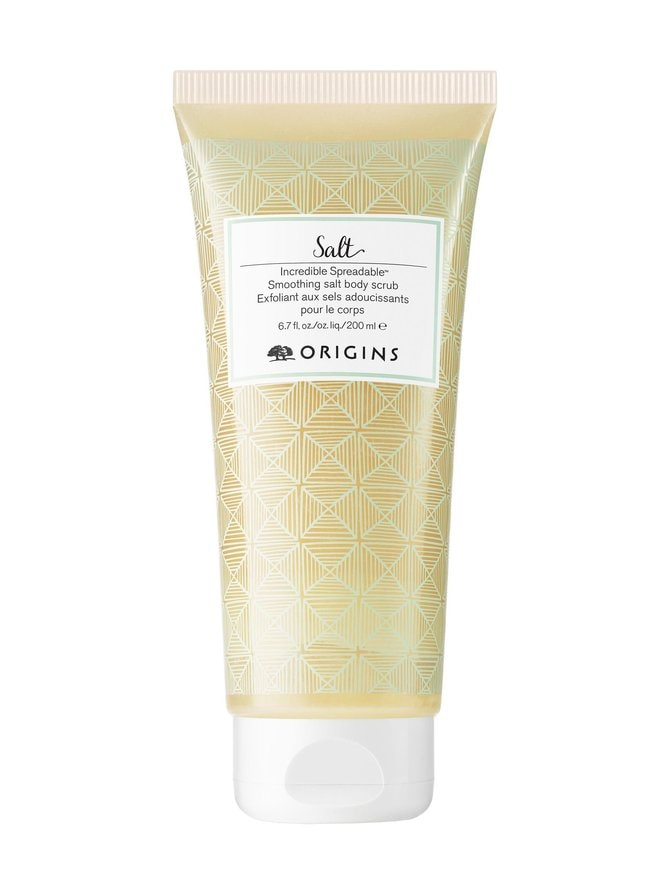 Incredible Spreadable Scrub Smoothing Salt Body Scrub -vartalokuorinta 200 ml