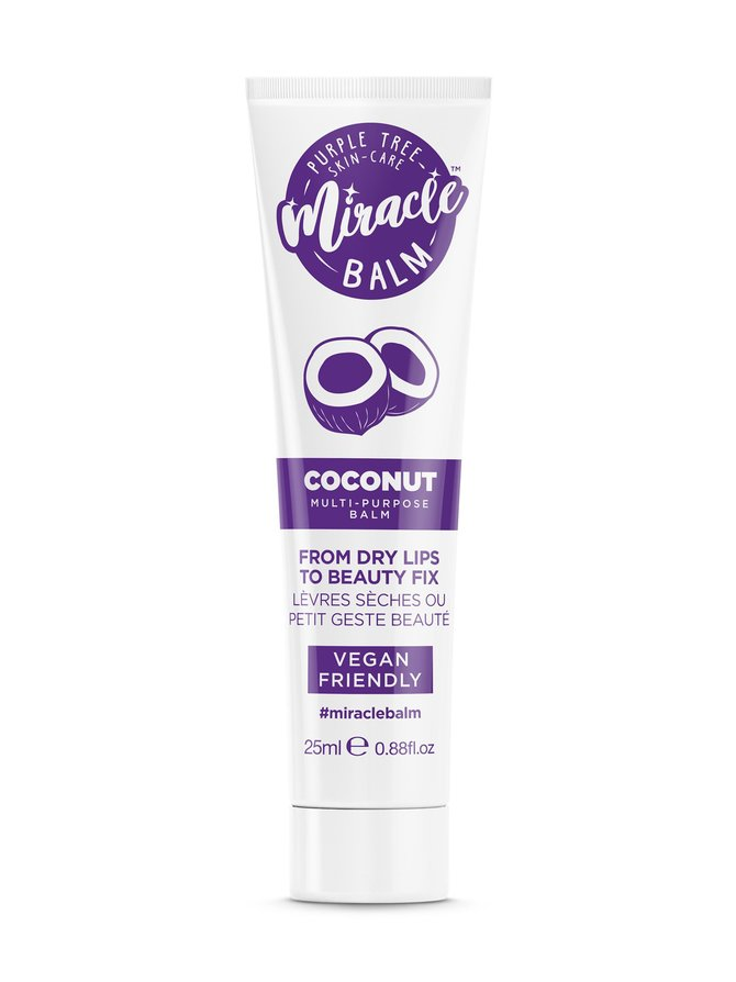 Miracle Balm Coconut -monitoimivoide 25 ml