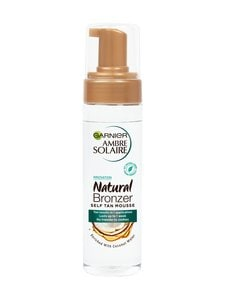 Garnier - Ambre Solaire Self Tan Mousse -itseruskettava vaahto 200 ml - null | Stockmann