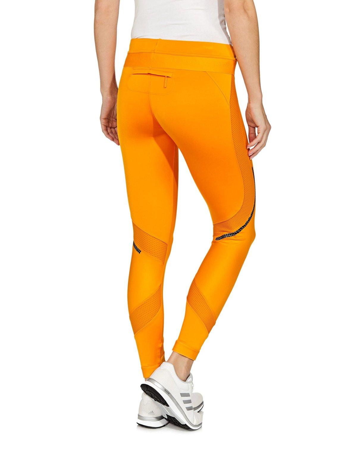 Lucora (oranssi) Stella McCartney Run Long Tight -juoksutrikoot ... 0e38113aa1