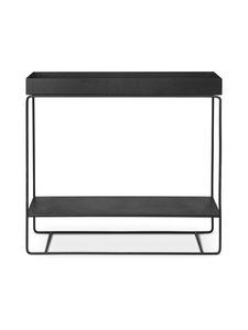 Ferm Living - Plant Box Two-Tier -kukkapöytä - BLACK | Stockmann
