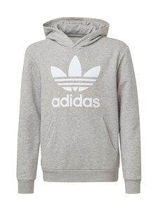 adidas Originals - TREFOIL -huppari - MGREYH/WHITE | Stockmann