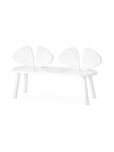 Nofred - Mouse-penkki 81 x 46 x 28 cm - WHITE | Stockmann