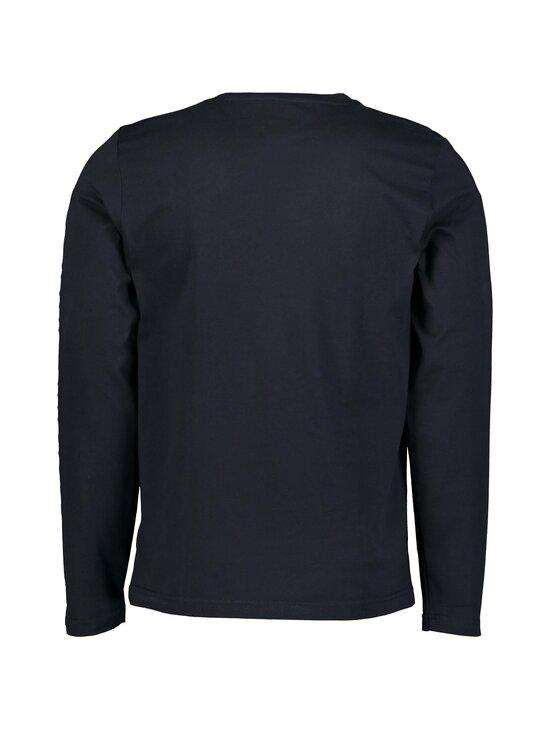 Tommy Hilfiger - Tommy Logo Long Sleeve Tee -paita - DW5 DESERT SKY | Stockmann - photo 2