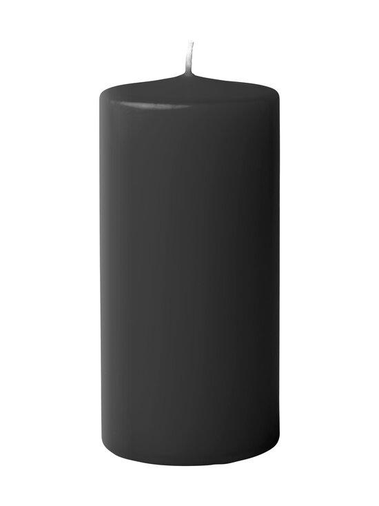Havi - Pöytäkynttilä 7 x 15 cm - BLACK   Stockmann - photo 1