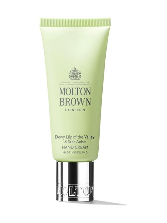 Molton Brown - Dewy Lily of the Valley & Star Anise Hand Cream -käsivoide 40 ml - NOCOL | Stockmann - photo 1