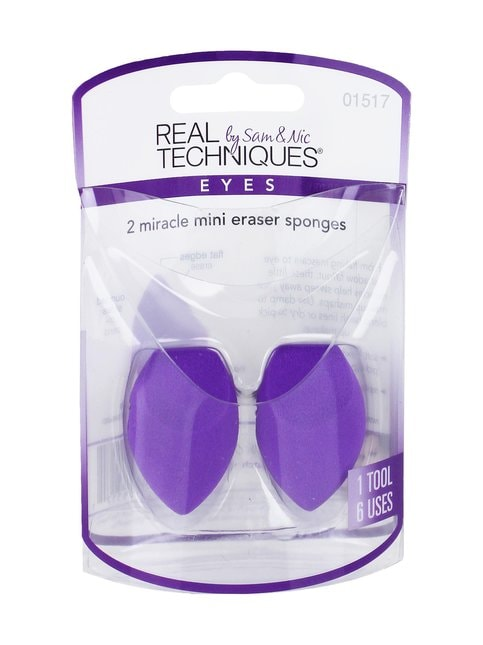 Eyes Miracle Mini Eraser Sponges -meikkisieni 2-pack