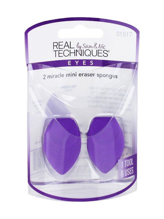 Eyes Miracle Mini Eraser Sponges -meikkisieni 2-pack