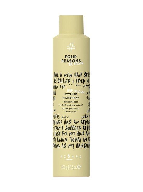 Four Reasons - Styling Hairspray -hiuskiinne 300 ml - NOCOL   Stockmann - photo 1