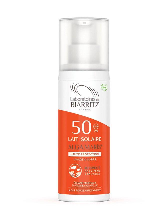 Sunscreen Lotion SPF 50 -aurinkosuojavoide 100 ml