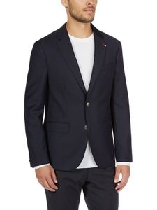 Tommy Hilfiger Tailored - Bleiseri - NAVY (TUMMANSININEN) | Stockmann