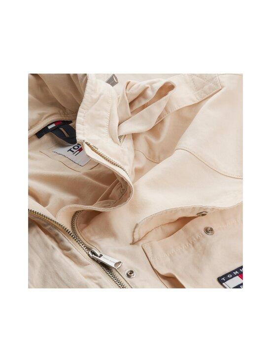 Tommy Jeans - TJW COTTON FIELD JACKET -takki - AA8 SUGARCANE | Stockmann - photo 4