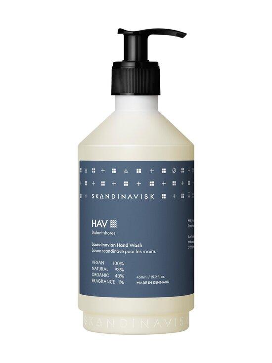 Skandinavisk - HAV Hand Wash -käsisaippua 450 ml - DEEP BLUE | Stockmann - photo 1