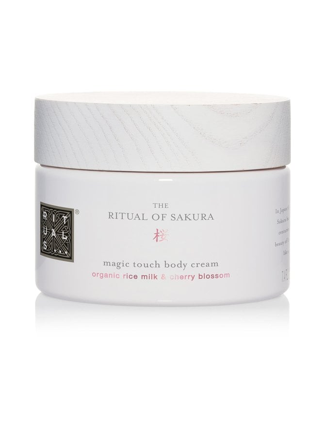 The Ritual of Sakura Body Cream -vartalovoide 220 ml