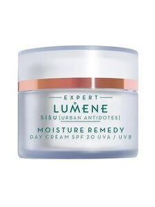 Lumene - SISU Moisture Remedy Day Cream SPF 20 -päivävoide 50ml - null | Stockmann