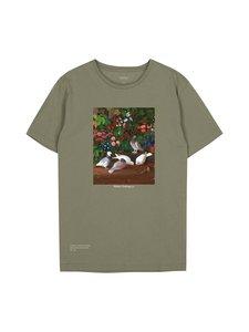 Makia - Makia x Von Wright Pigeons -paita - OLIVE   Stockmann