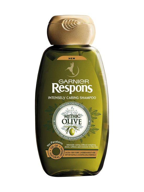 Garnier - Respons Mythic Olive -shampoo 250 ml - null | Stockmann - photo 1
