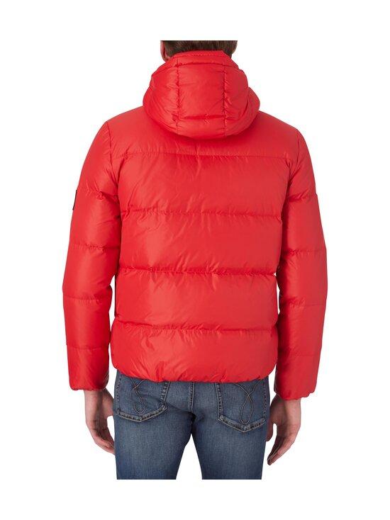 Calvin Klein Jeans - Hooded Down Puffer Jacket -untuvatakki - XME RED HOT | Stockmann - photo 2