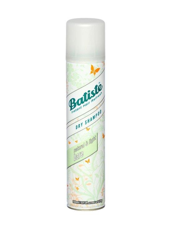 Batiste - Dry Shampoo Bare Natural -kuivashampoo 200 ml - NOCOL   Stockmann - photo 1
