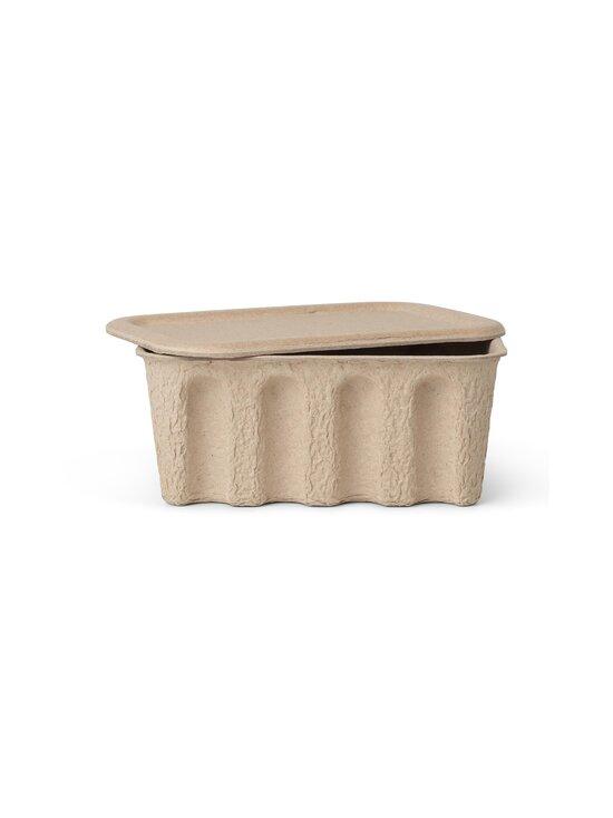 Ferm Living - pieni paperimassalaatikko 2-pack - BROWN | Stockmann - photo 2
