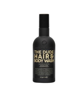The Dude - Hair Body Wash -suihkugeeli 250 ml - null | Stockmann