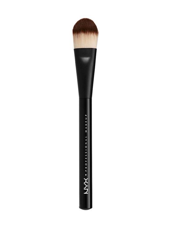 NYX Professional Makeup - Pro Brush Foundation Flat -sivellin - 10 | Stockmann - photo 1