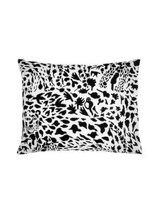 Iittala - Oiva Toikka Collection Cheetah -pussilakanasetti 150 x 210 cm + 60 x 50 cm - WHITE, BLACK   Stockmann