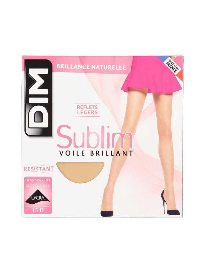 Sublim Voile Brillant 15 den -sukkahousut 2-pack