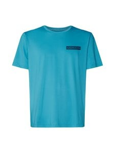 Calvin Klein Performance - Short Sleeve T-Shirt -treenipaita - 491 BLUE MOON/MAJOLICA BLUE   Stockmann