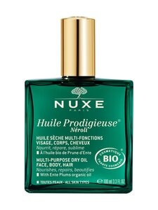 Nuxe - Huile Prodigieuse BIO NÉROLI Multi-Purpose Dry Oil, Face, Body, Hair -kuivaöljy 100 ml | Stockmann