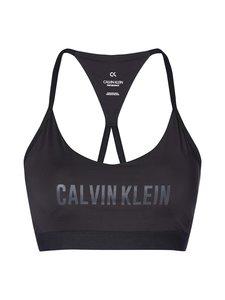 Calvin Klein Performance - Low Support -urheiluliivit - 007 CK BLACK | Stockmann