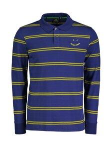 PS Paul Smith - Regular Fit Polo Shirt -pikeepaita - 46 BLUE | Stockmann
