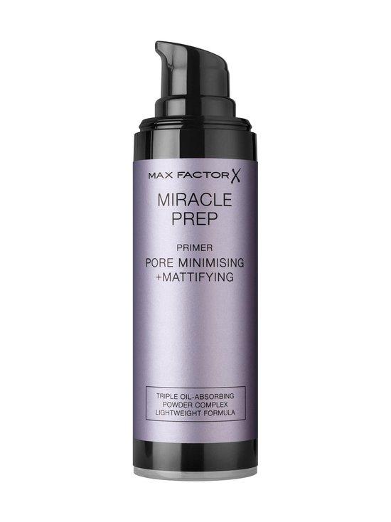 Max Factor - Miracle Prep Pore Minimizing + Mattifying Primer -meikinpohjustusvoide 30 ml - NOCOL   Stockmann - photo 1