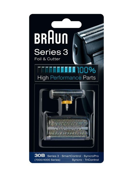 Braun - 30B-vaihtoterä ja teräverkko | Stockmann - photo 1