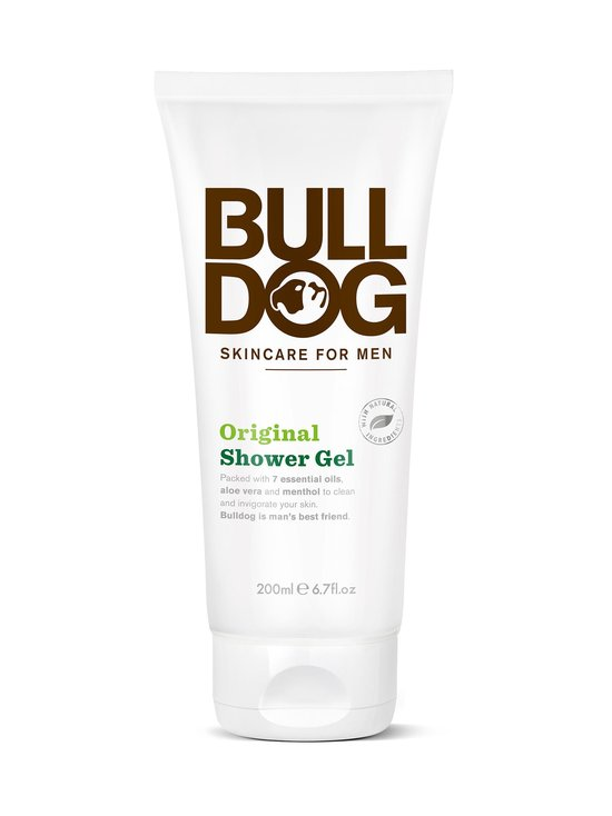 Bulldog Natural Skincare - Original Shower Gel -suihkugeeli 200 ml | Stockmann - photo 1